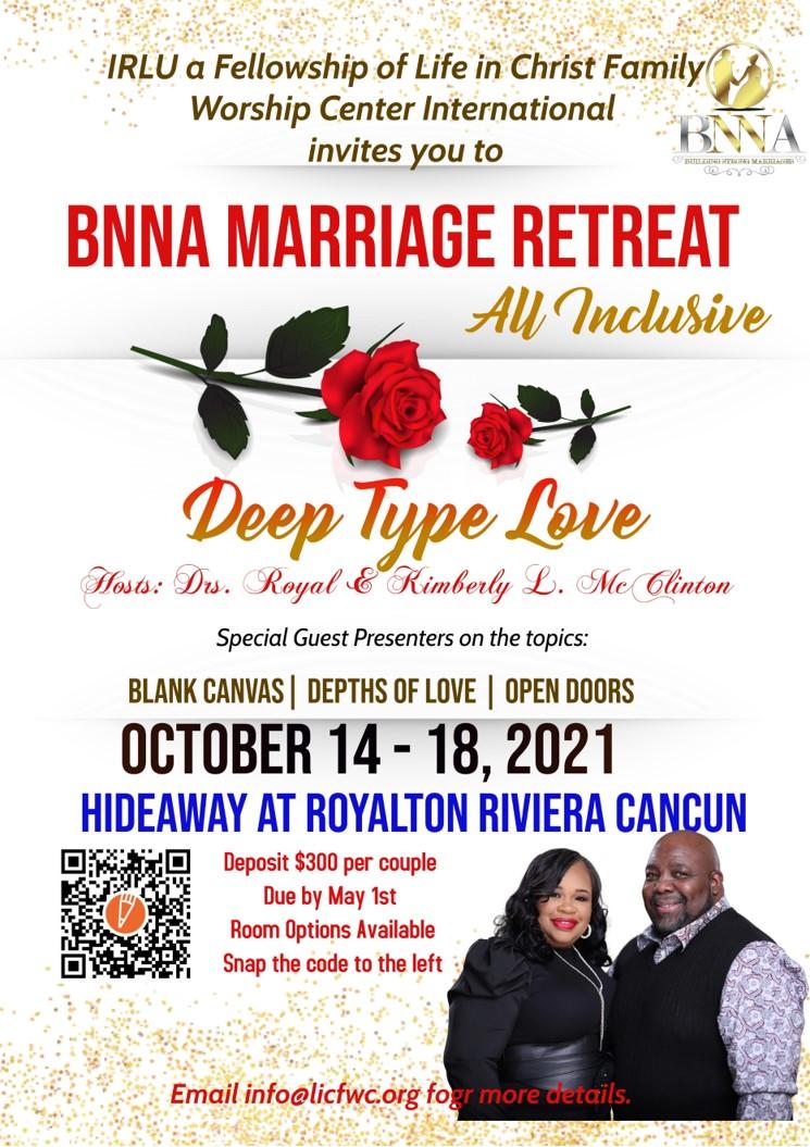 BNNA Marriage Retreat